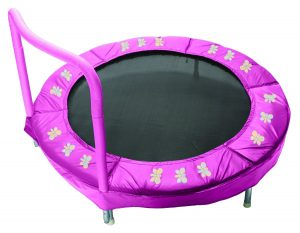Bazoongi Bouncer Trampoline, for toddlers