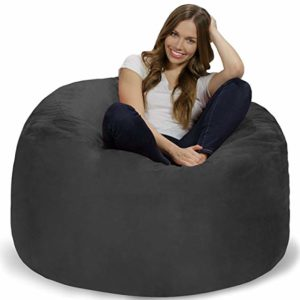Chill Bag Memory Foam Bean Bag Chairs For Adults
