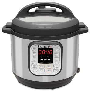 Instant Pot DUO80 8 At 7-in-1 Multi-use Programmable Pressure Cooker