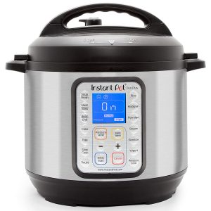 Instant Pot IP-DUO Plus 60 9-in-1 Programmable Pressure Cooker