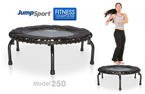 JumpSport Fitness Trampoline Model 250, for fitness and weight loss