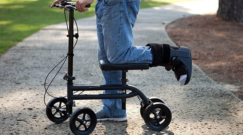 Knee Walker Scooter Review