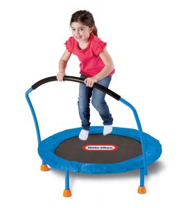 Little Tikes 3′ Trampoline, for about 3 years old kid