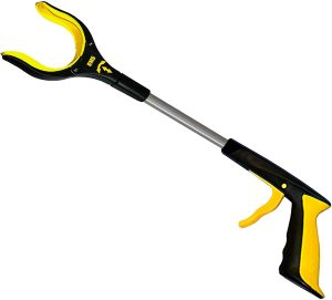 RMS 19 Inch Grabber Reacher with Rotating Gripper