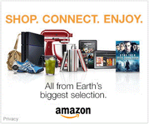 amazon connect shop